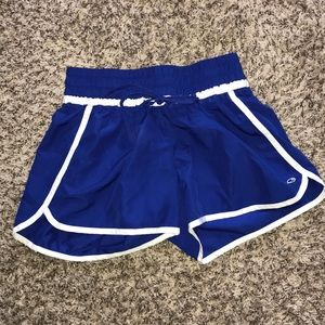 Champion Royal Blue Running Short's size Medium